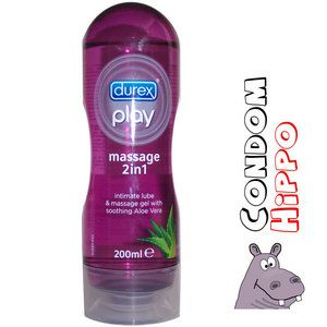 Gel bôi trơn Durex play massage